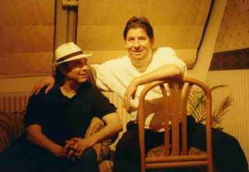 El Vareta, con Tio Juan