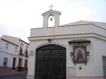 Capilla de la Hermandad en Trigueros.