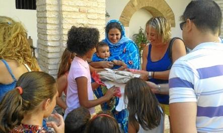Niños-saharauis-Trigueros