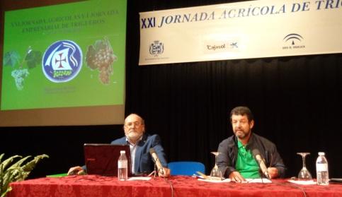 La voz de trigueros revista de prensa for Oficina comarcal agraria